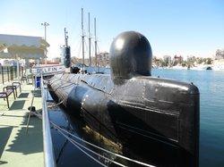 Museos flotantes Delfín S-61 y Albatros III