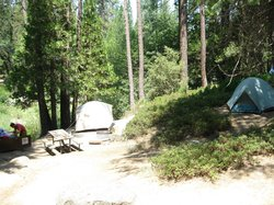 site 37, Wawona Campground