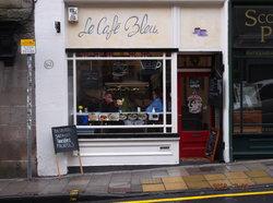 Le Cafe Bleu