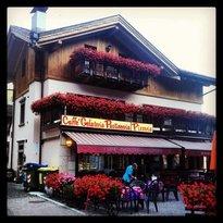 Pastry and ice cream shop, pizzeria Da Pian
