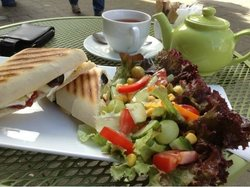 The Green Frog Cafe and Tea Room