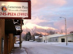 Cornerstone Pizza