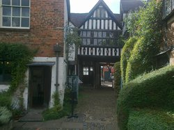 Grey friars House and Garden