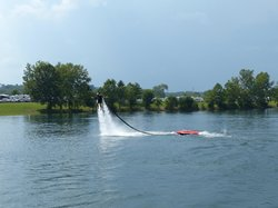 Jet Pack Water Adventure