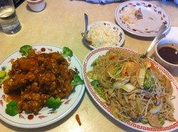 Chan's Wok