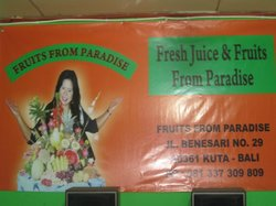 Fruits From Paradise