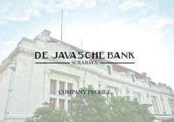 Ex. De Javasche Bank Soerabaia