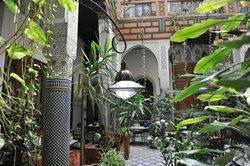 Table d'hôtes du Riad Al Bartal