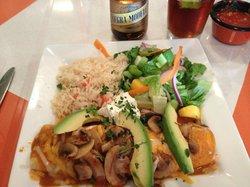 La Hacienda Peruvian and Mexican Cuisine