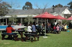 Mondeor Garden Restaurant