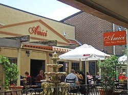 Amici Italian Cafe and Restaurant