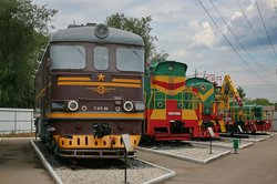 Volga Region Museum of Railway Machinery