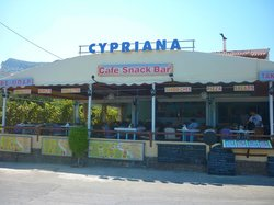 Cypriana Taverna & Meze House