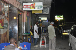 Pizza Stop Arusha
