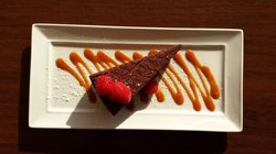 Flourless Chocolate Torte Dessert