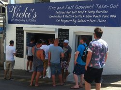 Vicki's at Newquay Kitchen