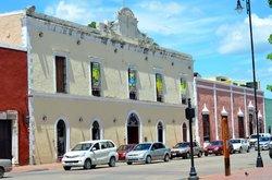 Colonial buildings of Valladolid