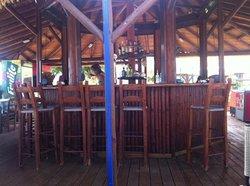 Gyrogiali beach bar restaurant