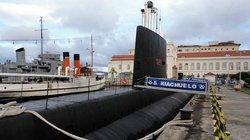 Submarino Museu Riachuelo