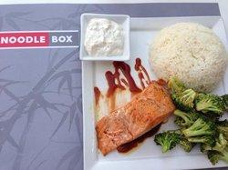 Noodle box greece