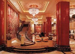 Shangri-La's China World Hotel