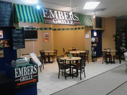 Embers Grille Cafe