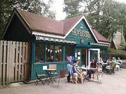 Saltburn Valley Gardens Tea Rooms