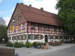 "Landgasthof ""Zum Ritter"""