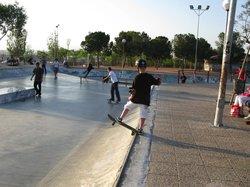Mont Tossal Skatepark