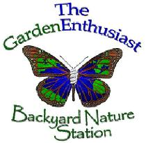 The Garden Enthusiast - Backyard Nature Station