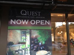 Quest - Connaisseur Cafe Bangkok