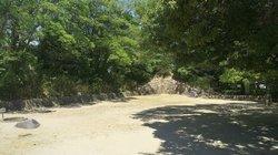 Arioka Castle Ruin