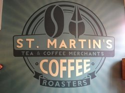 St Martins Tea and Coffee Merchants