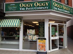 Oggy Oggy Pasty