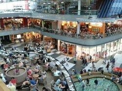 Einkaufszentrum Atrio