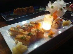 Awesome sushi!!