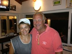 two big chiefs of croatian and italian kitchen