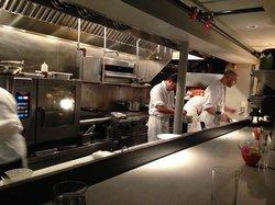 chef counter