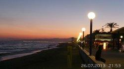 Torrox Costa by Night