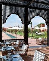 Le Pavillon Restaurant - Hotel Selman Marrakech
