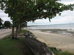 Ponta de Areia Beach