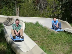Steamboat Springs Alpine Slide