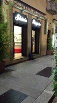 Pavia,  Gelateria Pampanin