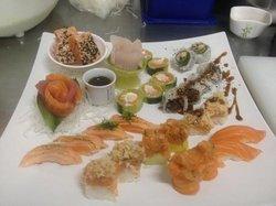 Restaurante Kyodai culinaria japonesa