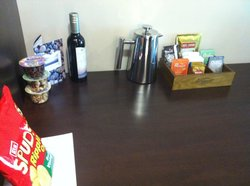Tea, Coffee, Snacks and drinks