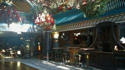 Interiors, Cafe en Seine