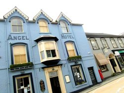 Angel Inn and Capel Bach Bistro