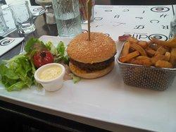 Best burgers in Dijon!