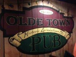 Olde Town Pub