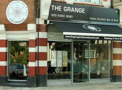 The Grange Indian Restaurant